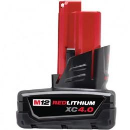 Bateria M12 Redlithium Xc 4.0 Capacidad Extendida Milwaukee 48112440 AMIL48112440 MILWAUKEE ACCESORIOS