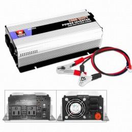 Convertidor 1000 W 12 V Ridgerock Rig40122A RIG40122A NEIKO