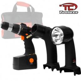 Taladro Compresor Lampara 24 V Inalámbricos Ridgerock Rig50499L RIG50499L NEIKO