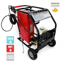 Hidrolavadora 6.5 Hp Motor A Gasolina Para Agua Caliente Stark Tools Stk61076 STK61076 STARK