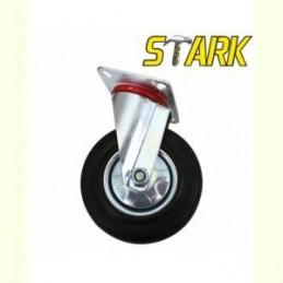 """Rueda Giratoria De Goma 4"""" Stark Tools Stk99010 STK99010 STARK"""