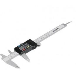 """Calibrador Digmakital De 6"""" Milimétrico Y Standard Truper Trup-14388 TRUP-14388 TRUPER"""
