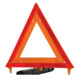 Triángulo De Seguridad De Plástico 43.5 Cm Truper 10942 TRUP-10942 TRUPER