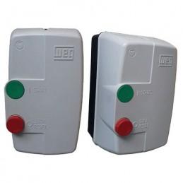 Arrancador para Motores 3 HP 220 V Termoplastica Dlw 60 Hz Weg 10046369 WEG-10046369 MOTORES WEG