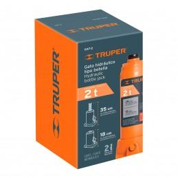 Gato De Botella 2 Toneladas Truper 14810 TRUP-14810 TRUPER