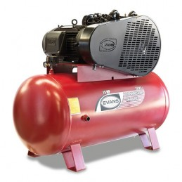 Compresor De Banda 15 Hp 500 Litros 36 Pcm 2 Etapas Trifásico Evans Ve460Me1500500 VE460ME1500500 EVANS