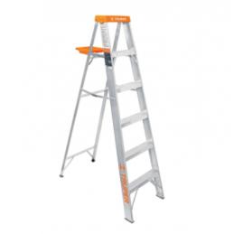 Escalera De Tijera Tipo Ll Truper 10337 7 Escalones Y Bandeja TRUP-10337 TRUPER