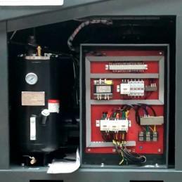 Compresor De Tornillo 7.5 Hp 500 Litros 22 Pcm 145 Psi 220 Volts Evans Vct220Me0750-50 VCT220ME0750-50 EVANS