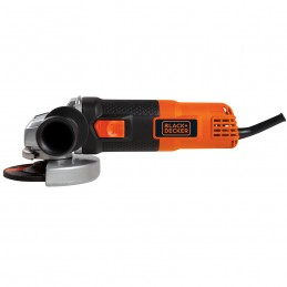 "Esmeriladora Angular 4 1/2"" 820 Watts Con Guantes Y Gafas Black & Decker BDG720K-B3 BDG720K-B3 BLACK AND DECKER"