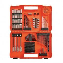 Accesorios Para Taladro Y Destorinillador De 129 Piezas Black & Decker BD7191291 BD7191291 BLACK AND DECKER