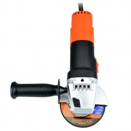 """Esmeriladora Angular 4 1/2"""" 820 Watts Con 6 Discos Black & Decker BDG720P-B3 BLACK AND DECKER BDG720P-B3"""