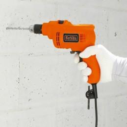 """Taladro Percutor 1/2"""" V.V.R. 550 Watts Black & Decker BDHD555K-B3 BDHD555K-B3 BLACK AND DECKER"""