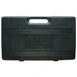 """Rotomartillo 1/2"""" 550Watts V.V.R. Caja Plastica Y 40 Herramientas Black & Decker BDHD565K-B3 BLACK AND DECKER BDHD565K-B3"""