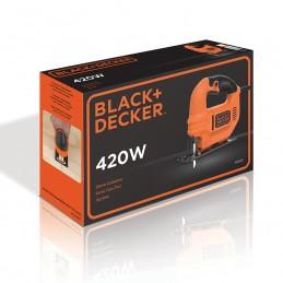 Sierra Caladora 420 Watts Black & Decker BDKS501-B3 BDKS501-B3 BLACK AND DECKER