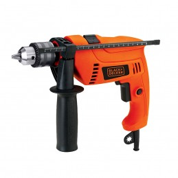 "Taladro Rotomartillo 3/8"" V.V.R. 550 Watts Black & Decker BDTB555-B3 BDTB555-B3 BLACK AND DECKER"