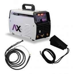 Soldadora Inversor Tig Ac/Dc Y Electrodo 250Amp 220V 1Ph C/Pedal CEN-AXT-TAF250P AXTECH
