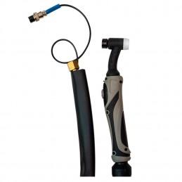 """Antorcha Tig Cuello Flexible Con Conector Roscado 3/8"""" CEN-AXT-WP26HF AXTECH"""