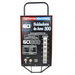 Soldadora De Electrodo 300 Amperes California Machinery Gci300Cf GCI300CF CALIFORNIA MACHINERY