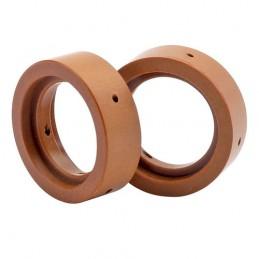Difusor Ceramico Para Antorcha Plasma Trafimet Bolsa 2 Piezas CEN-AXT-PT60-03 AXTECH
