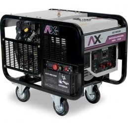 Motosoldadora A Gasolina 300 Amp 110-220 V 60 Hz 22 Hp 11,500 W CEN-AXT-MS300 AXTECH