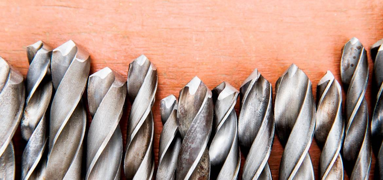 Brocas para metal y concreto