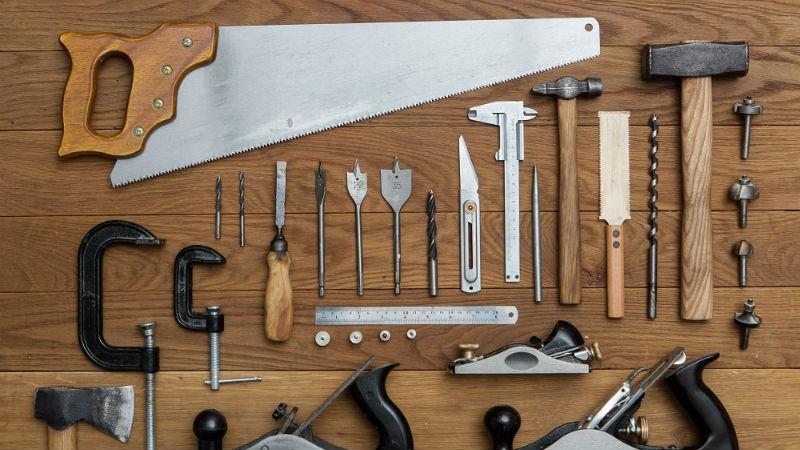 Herrmientas para carpinteros