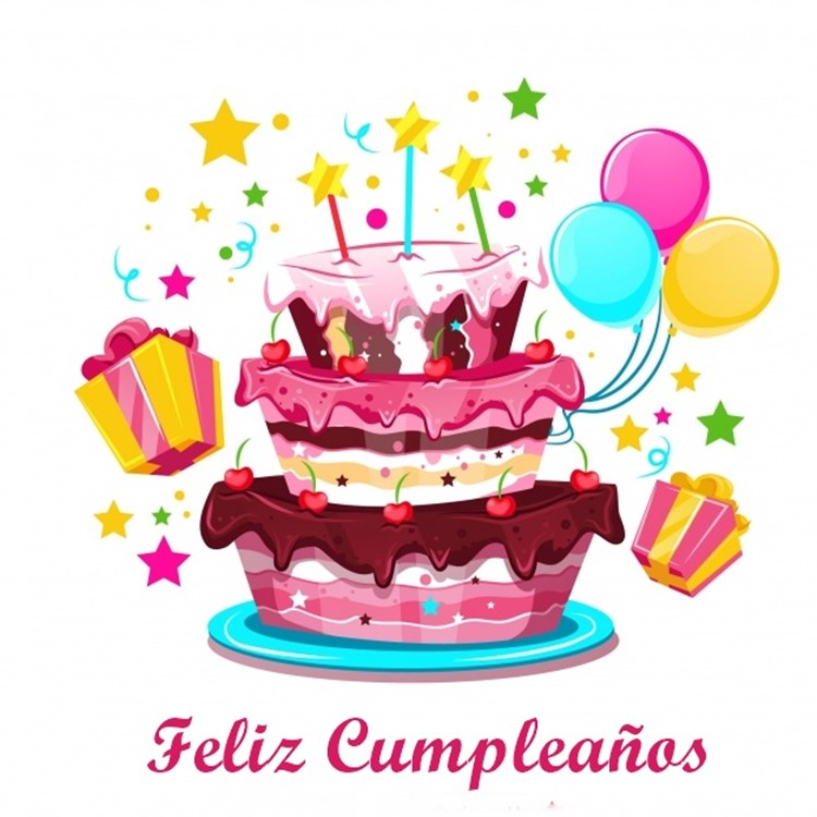 Que tengas Feliz Cumpleaños