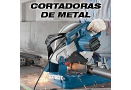 CORTADORAS DE METALES