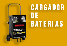 ¿Que es un cargador de baterías?